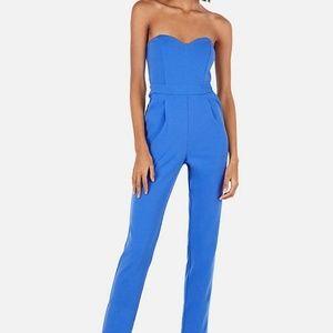 Express Blue Jumpsuit